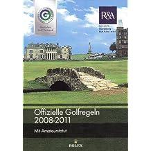Offizielle Golfregeln 2008 – 2011