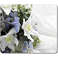 tappetino grande 9977Bianco Wedding Bouquet Art Design