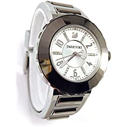 Swarovski Armbanduhr Octea Sport Silber 5040561Special Edition Swiss Made