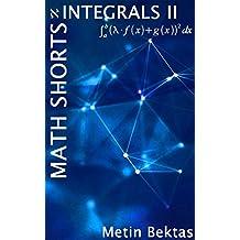 Math Shorts - Integrals II (English Edition)