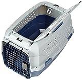 AmazonBasics Transportbox für Haustiere, 2 Türen, 1 Dachöffnung, 58cm - 5