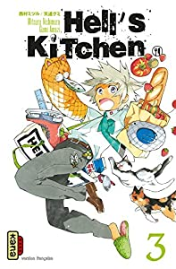 Hell's Kitchen Edition simple Tome 3