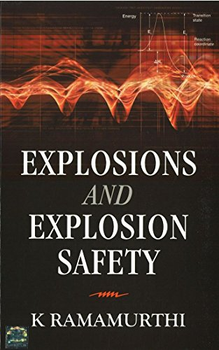 EXPLOSIONS AND EXPLOSION-SAFETY