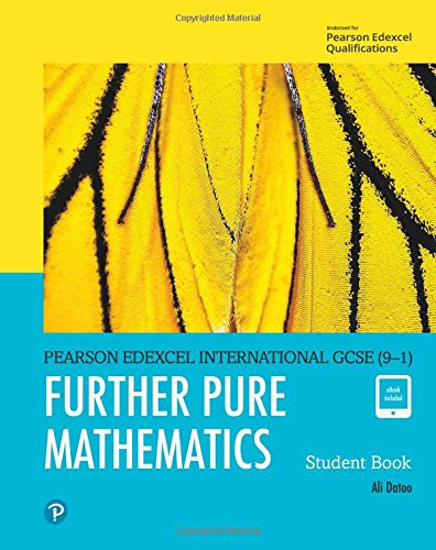 Edexcel international GCSE (9-1). Student's book. Further pure maths. Per le Scuole superiori. Con espansione online