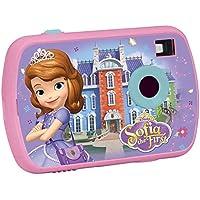 Lexibook LE-DJ017SF Fotocamera Digitale per Bambine, Sofia La Principessa,