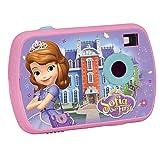 Lexibook LE-DJ017SF Fotocamera Digitale per Bambine, 1.3 Mp, Sofia La Principessa, Rosa