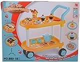 Comdaq Birthday Trolley Play Set
