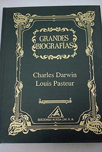 Louis Pasteur ; Charles Darwin par David Viñas