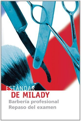 Spanish Translated Exam Review for Milady's Standard Professional Barbering by Milady (2008-04-22)