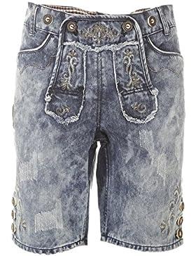Michaelax-Fashion-Trade Krüger - Herren Trachtenhose in Blau, Himmelsspur (90653-82)