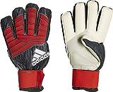 adidas Erwachsene Predator Pro Fs Torwarthandschuhe, Black/Red/White, 7
