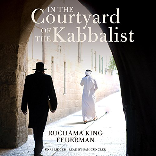 In the Courtyard of the Kabbalist  Audiolibri