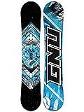 Gnu Herren Freestyle Snowboard Asym Gnuru C2E 162 2018
