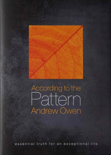 According to the pattern ebook andrew owen amazon kindle store according to the pattern by owen andrew malvernweather Gallery