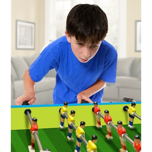 2-in-1 Table   Tabletop Football