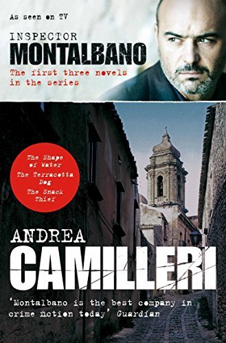 Inspector Montalbano: The first three novels in the series by Andrea Camilleri (2013-08-01)