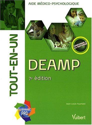 DEAMP : Aide médico-psychologique