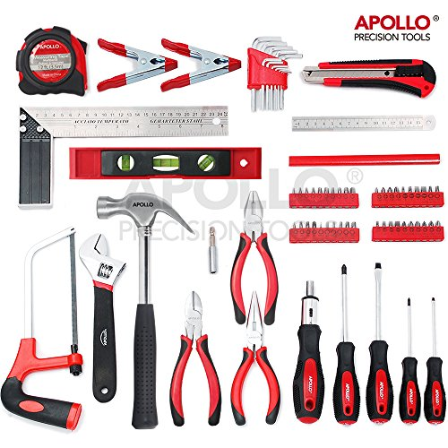 Apollo 71 Piece Household Tool K...