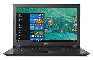 "Acer Aspire 3 A315-32-C7FG Notebook con Processore Intel Celeron N4000, RAM da 4 GB DDR4, 1000 GB HDD, Display da 15.6"" HD, Windows 10, Nero"
