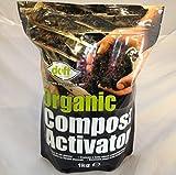 Activador de Compost orgánico descúbrete 1 kg - Usado, para hacer Compost,