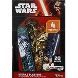 Higiene Dental y Tiritas 64135 - Tiritas en caja de cartón, diseño Star Wars