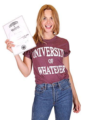 UOW Women College Tshirts - University of Whatever