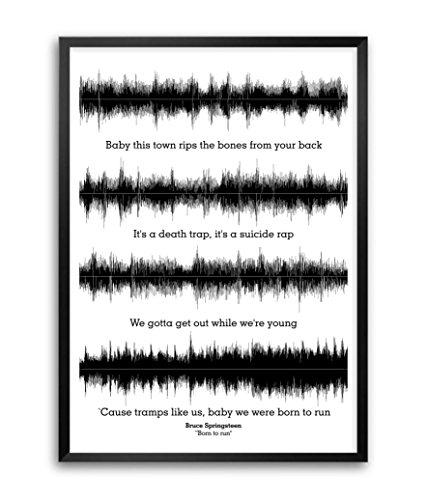 bruce-springsteen-lab-n-4-born-to-run-poster-con-citazioni-di-canzoni-con-cornice-a3-4191-cm-x-165-2