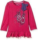 #10: Mothercare Baby Girls' Plain Regular Fit T-Shirt (MG424-1_red_6-9 Months)