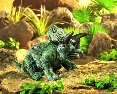 Folkmanis Puppets - 2849 - Marionnette et Théâtre - Triceratops