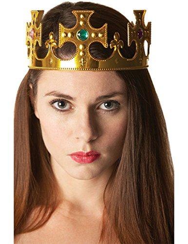 Rubie 's Offizielles Jeweled Krone, Erwachsenen-Kostüm–One ()