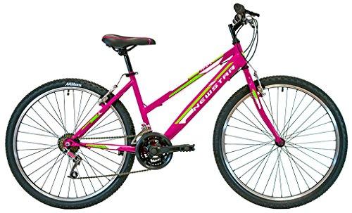 New Star 80AR002A - Bicicleta BTT 26' para mujer