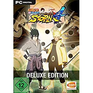 Naruto Shippuden – Ultimate Ninja Storm 4 – [PlayStation 4]