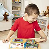 Melissa & Doug Locks and Latches Board Wooden Educational Toy