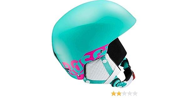ROSSIGNOL Casco da Sci Junior Sparky Aqua//Pink
