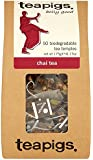 Teapigs Chai Tea 125 g (Pack of 1, Total 50 Tea Bags)
