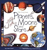 Planets, Moons and Stars: Take-Along Guide (Take Along Guides) by Laura Evert (2003-04-01)
