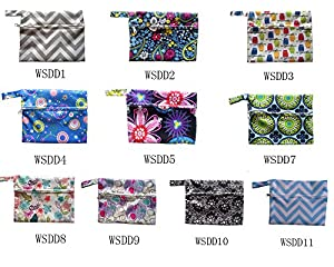 Mini Wet Bags for menstrual pads sanitary napkin Maternity Mama Pads …