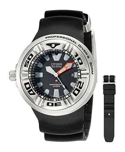 Citizen Herren-Armbanduhr Analog Quarz Edelstahl BJ8050-08E