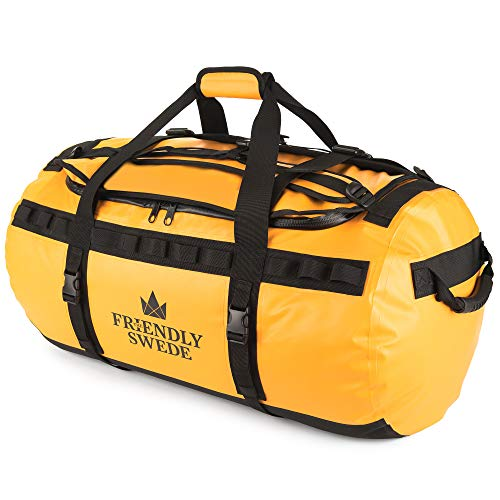 The Friendly Swede Duffel Bolsa Viaje Deporte