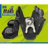 WATERPROOF Car Rear Back Seat Cover Pet Dog Cat Protector Hammock Mat Liner MAKS