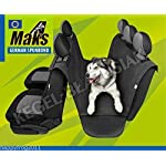 Car Rear Back Seat SAFETY Cover Pet Dog Cat Protector Hammock Mat Liner MAKS 4