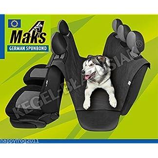 Car Rear Back Seat SAFETY Cover Pet Dog Cat Protector Hammock Mat Liner MAKS 11