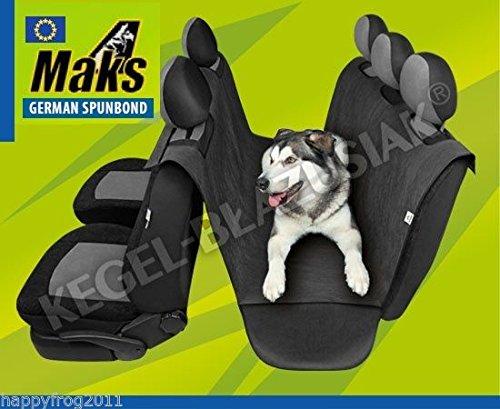 Car Rear Back Seat SAFETY Cover Pet Dog Cat Protector Hammock Mat Liner MAKS 1