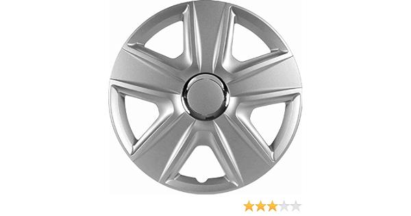 Universal Radzierblende Esprit Silber 16 Zoll Für Viele Fahrzeuge Passend Auto