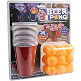 PMS 36PC BEER PONG SET IN DOUBLE BLISTER CARD