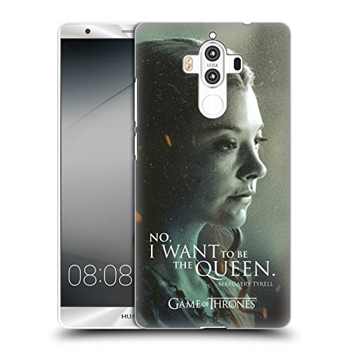 Offizielle HBO Game Of Thrones Margaery Tyrell Character Portraits Ruckseite Hülle für Huawei Mate 9