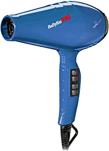 BABYLISS Sèche Cheveux Azzuro 2100 W Ionic 490 g