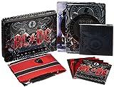 AC/DC - Black Ice - Steelbox inkl. CD/DVD, Flagge, Sticker-Set und Original Gibson Gitarren-Plektrum