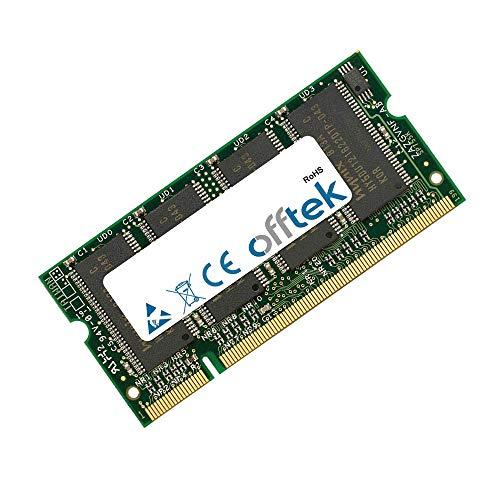 512MB RAM Memory 200 Pin SoDimm - 2.5V - DDR - PC2100 (266Mhz) - Non-ECC - OFFTEK