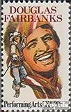 Prophila Collection USA 1696 (kompl.Ausg.) 1984 Darstellende Künste (Briefmarken für Sammler)